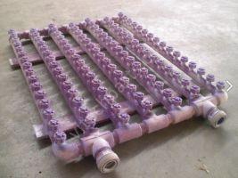 Höllmüller - Spray rack - Used