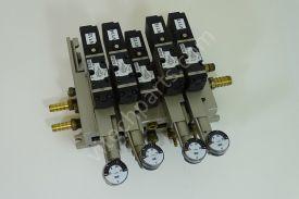 SMC Assembly 4x NARBF2000-P / NVFS2100