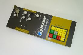 Multistation Control Panel