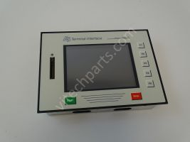 AS Ahlbrandt Terminal Interface Touch Screen Panel
