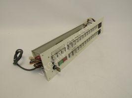 Ono Sokki Control Panel