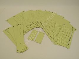 Ono Sokki Rubber Sheets 16 pcs