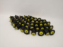 Kuttler Compact Conveyor Rollers / Set of 4 pcs