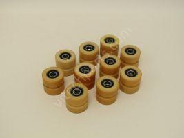 Kuttler Support Rollers / Set of 10 pcs