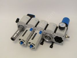 Festo Pneumatic Valve Assembly MS6 5 Units