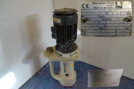 Stubbe - ETLB 25-125 / D115 50HZ - Used