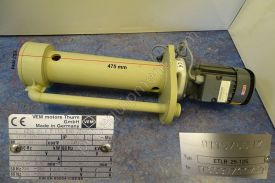 Stubbe - ETLB 25-125 / D 115 50HZ - Used