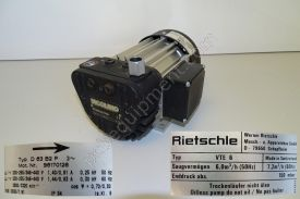 Rietschle - VTE 6 - Used