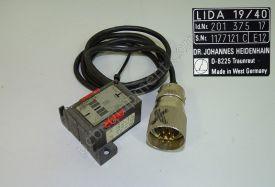 Heidenhain - LIDA 19/ 40 - 201 375 17 - Used