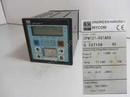 Endress+Hauser - CPM121-R31A00 - Used