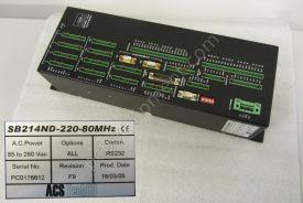 ACS Tech80 - SB214ND-220-80MHz - Used