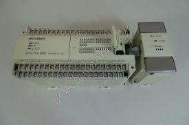 Mitsubishi - FX0n-60MT + FX0n-8EYR - Used