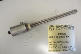 Mazurczak Rotkappe - 403 C 750/50/3 EA - Used