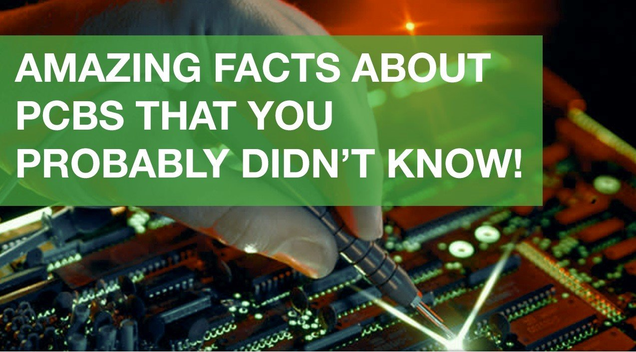 Four facts about circuit boards you probably didn't know.